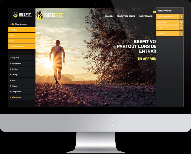 Visualisation des changements directement sur votre site web