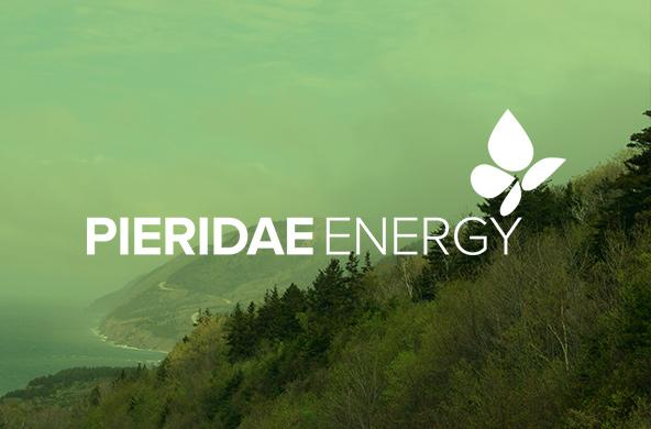 Un site tout neuf pour Pieridae Energy