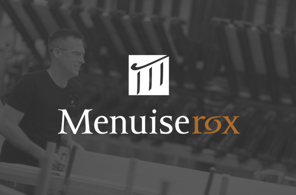 Mise en ligne du site web de Menuiserox