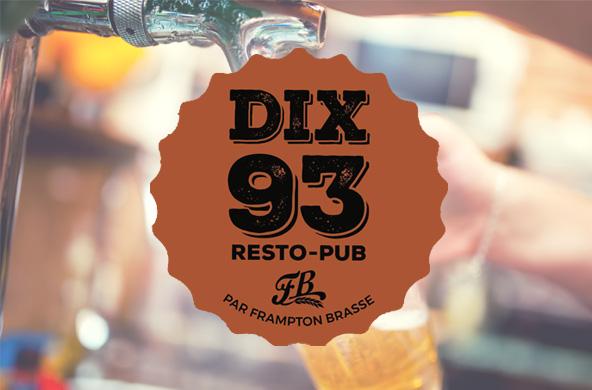 Resto-Pub DIX 93