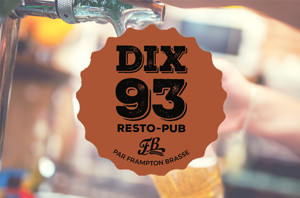 Resto-Pub DIX 93 par Frampton Brasse