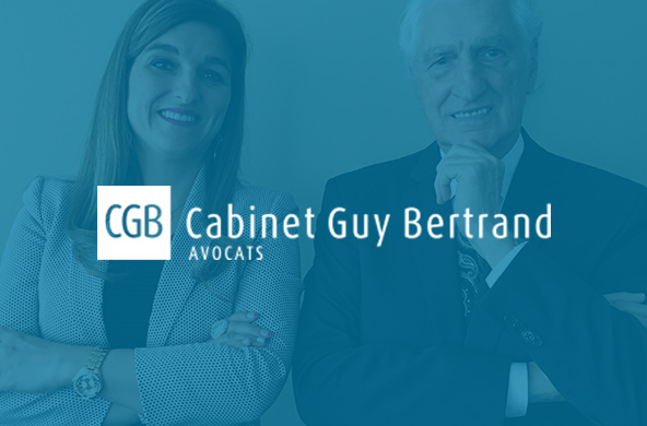 Lancement du site de Cabinet Guy Bertrand