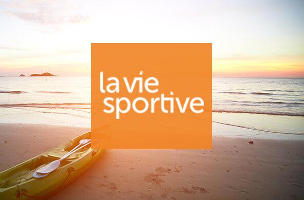 Nouveau mandat avec le magasin de sport et de plein air de Québec: La Vie sportive