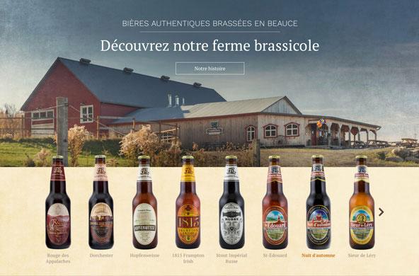 Nouvelle image web pour Frampton Brasse