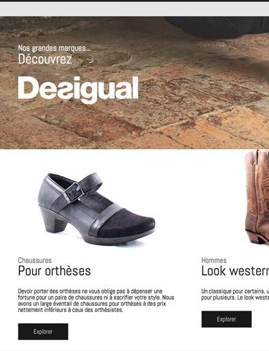 Aperçu de Leclerc Chaussures