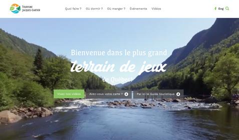 Tourisme Jacques-Cartier