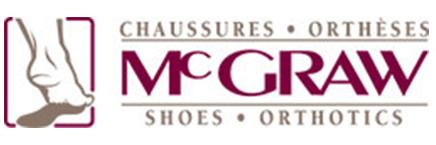 Logo de Chaussures et orthèses McGraw