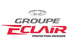 Logo de Groupe Éclair