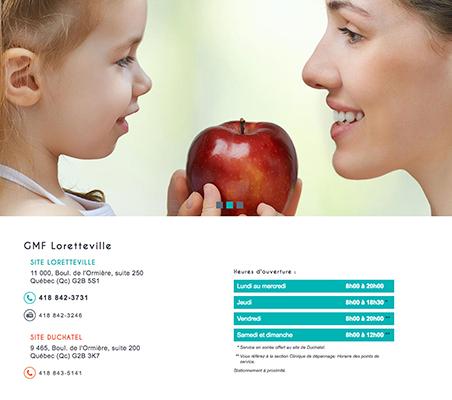 Aperçu de Clinique Médicale Loretteville