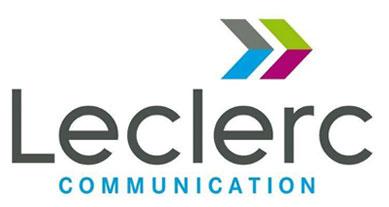 Logo de Leclerc Communication