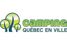 Logo de Camping Québec en Ville