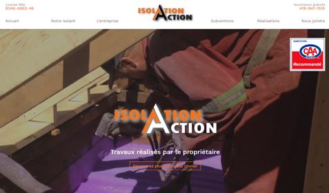 Isolation Action