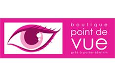 Logo de Boutique Point de Vue