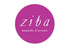 Logo de Ziba