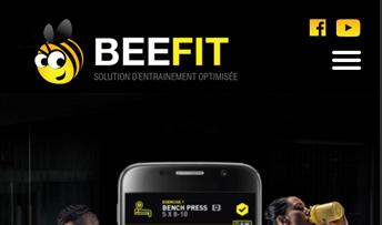 Aperçu sur cellulaire de Beefit
