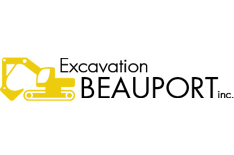 Logo de Excavation Beauport inc.