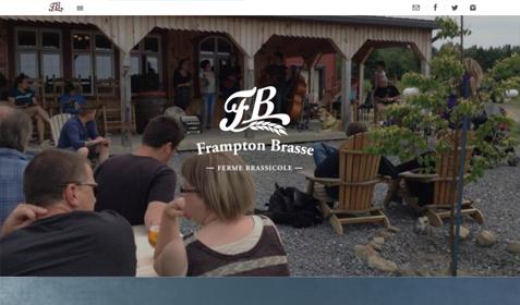 Aperçu sur écran de Frampton Brasse