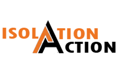 Logo de Isolation Action
