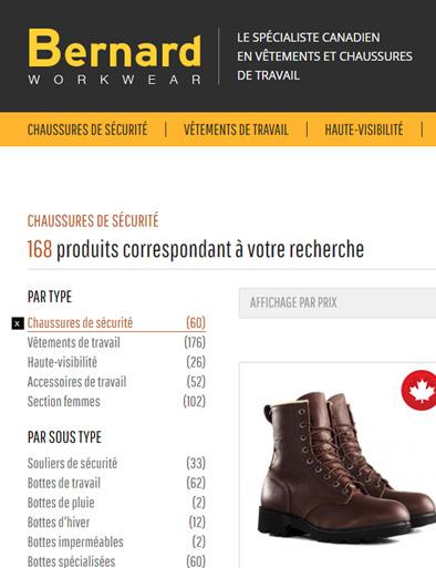 Aperçu de Bernard Workwear
